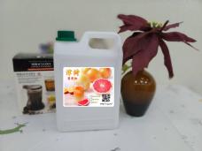 葡萄柚果漿